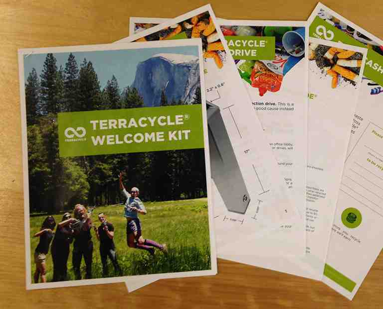 Resources for recycling